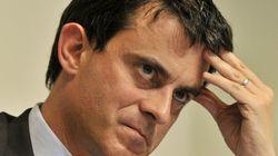 Manuel Valls joue avec le