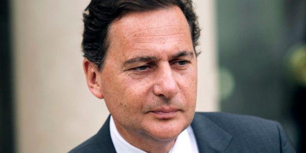 L'ancien ministre Eric Besson annonce qu'il divorce de Yasmine