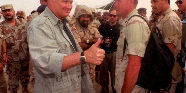 Le général Schwarzkopf, héros de la guerre du Golfe, est mort à 78 ans en