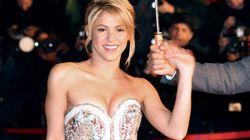 Shakira a