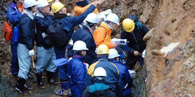Japon: Des experts s'inquiètent d'une possible faille sous une centrale