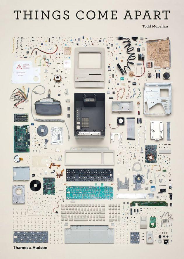 PHOTOS. Livre d'art : des BlackBerry, des MacBook et pleins d'autres objets mis en