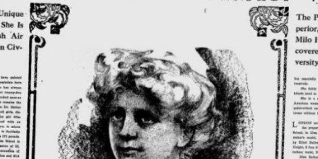 PHOTOS. La femme parfaite de 1912 pesait 77