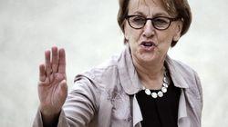 Marylise Lebranchu dément vouloir quitter le gouvernement pour le