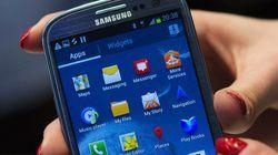 Samsung et Apple, rois des