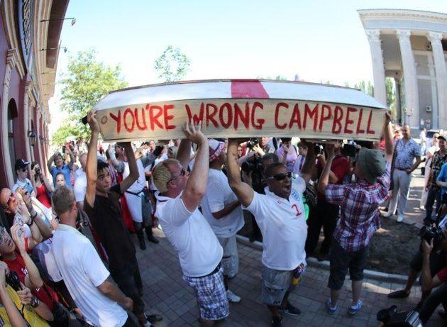 Racisme à l'Euro 2012: la Croatie écope de 80.000 euros d'amende, d'autres procédures
