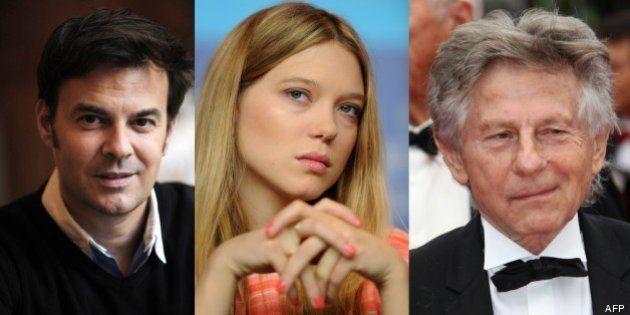Cannes 2013: six films français en