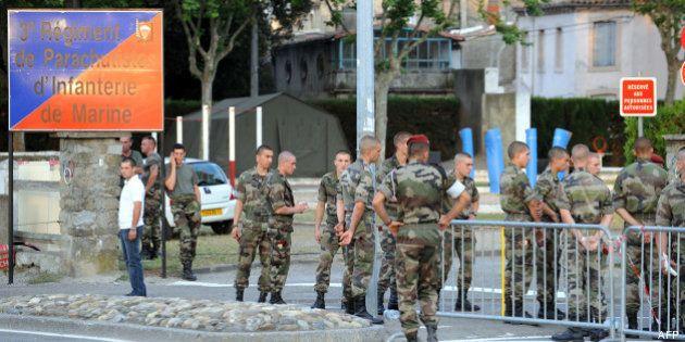 Fusillade du 3e RPIMa: le sergent Vizioz prend deux ans avec