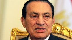 Hosni Moubarak est cliniquement
