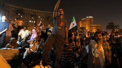 Des milliers de manifestants place Tahrir, au