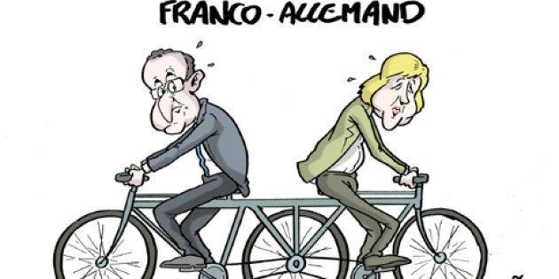 Où va le tandem franco-allemand