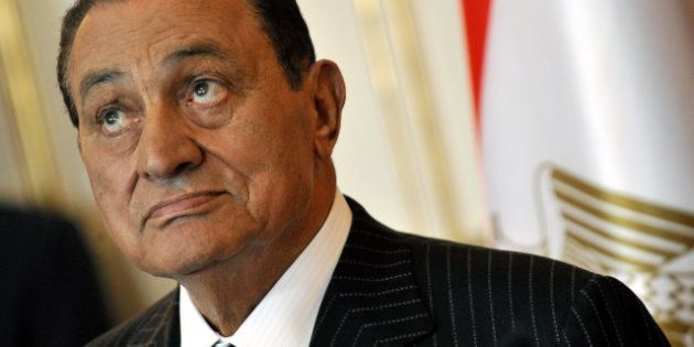 PHOTOS. Hosni Moubarak : portrait d'un président