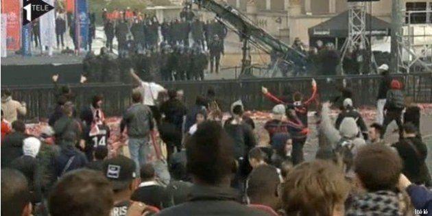 Débordements / PSG: Valls accusé