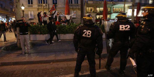 PSG champions : les forces de l'ordre mises en cause après les violences à