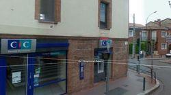 Toulouse : prise d'otages dans une banque par un homme se réclamant