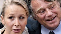 Les premiers pas de Gilbert Collard et Marion Maréchal-Le Pen à