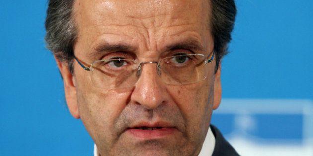 Antonis Samaras, premier ministre