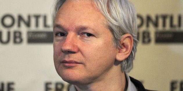 Julian Assange: l'Equateur va examiner sa demande d'asile