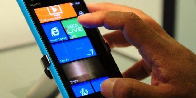 Windows Phone 8, le nouveau système d'exploitation Microsoft pour ses