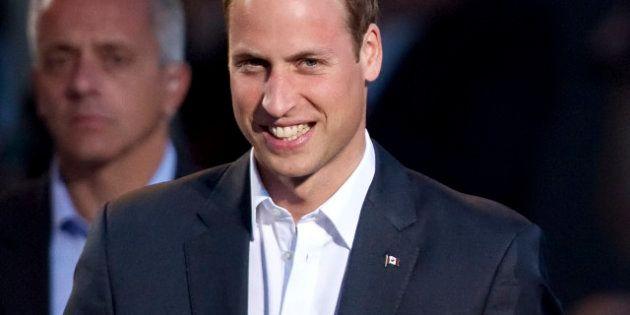 Le Prince William fête ses trente ans et peut toucher son