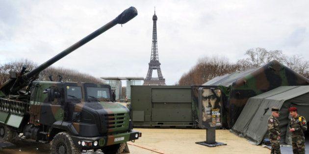 Centrafrique: 150 militaires français en