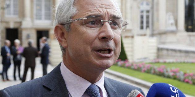 Bartolone élu candidat socialiste à la présidence de l'Assemblée