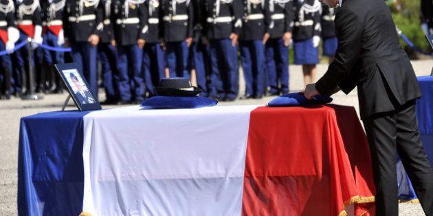 VIDÉOS. Meurtre de gendarmes à Collobrières: Manuel Valls rend hommage aux