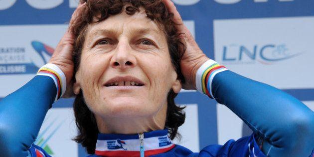 Jeannie Longo :