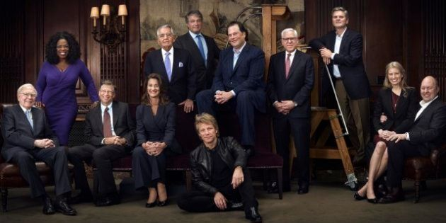 L'économie en 2013: Le monde selon Carlos Slim, George Soros, Warren Buffett et Steve