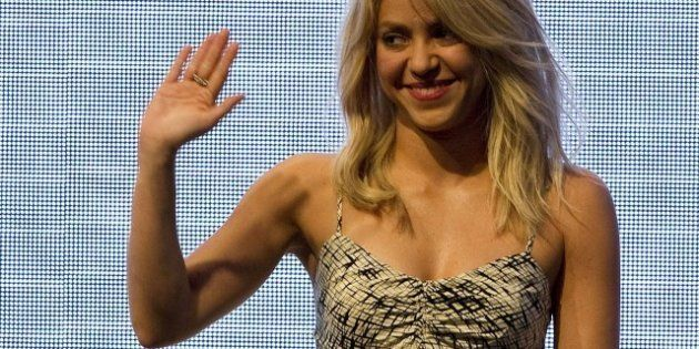 Shakira n'est PAS