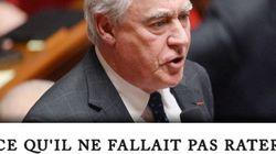 Il demande la démission de Valls... mais avait donné un