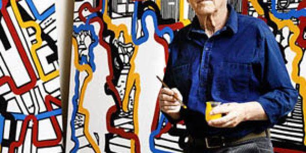 Gérard Fromanger à Landerneau : point d'orgue de 50 ans de création (en