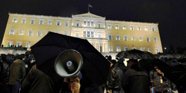 Grèce: le gouvernement veut un délai de deux ans pour appliquer son plan