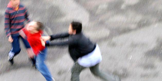 Violences scolaires: la France à la