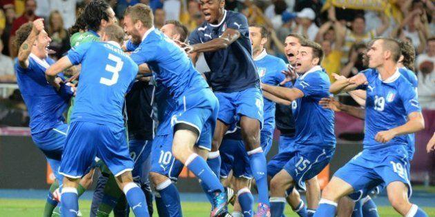 Euro 2012 : revivez la qualification de l'Italie face à l'Angleterre avec le meilleur (et le pire) du