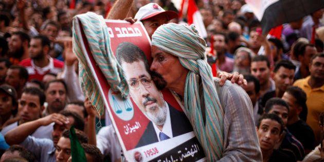 PHOTOS. Egypte: Mohamed Morsi, premier islamiste président de la