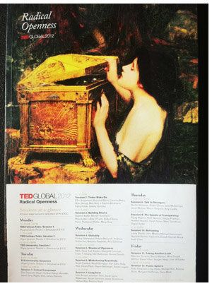 TED Global 2012: les