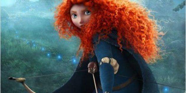 VIDÉOS. Brave, le nouveau dessin-animé des studio Disney-Pixar, emballe le public, pas les