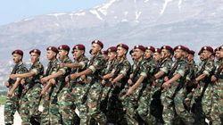 L'armée régulière syrienne reste debout malgré une série de