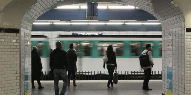 Wifi gratuit dans le métro