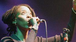 La chanteuse Teri Moïse est