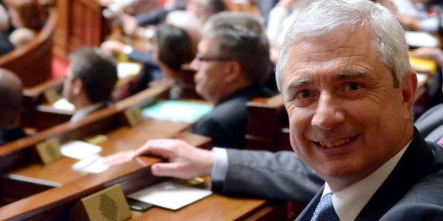 Claude Bartolone élu président de l'Assemblée