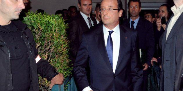VIDÉOS. Hollande et Valls auprès des familles des victimes de la rixe d'Échirolles: