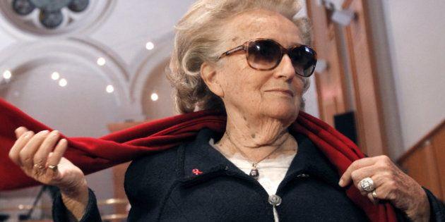 Pour Bernadette Chirac, Valérie Trierweiler présentant une émission à la télévision,