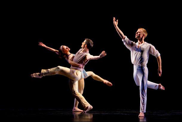 A Chaillot, la danse moderne radieuse de Paul