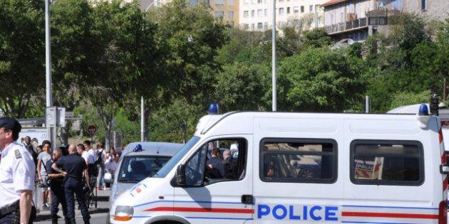 VIDÉO. Marseille: quatre policiers de la Bac nord interpellés pour