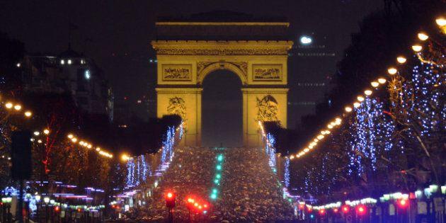 Réveillon du nouvel an 2013, le bilan en France et dans le