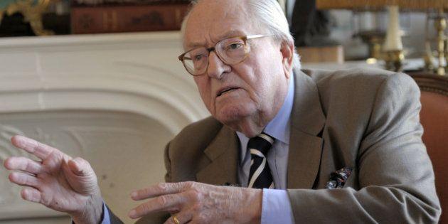 Pour Jean-Marie Le Pen, c'est une organisation juive qui empêche l'UMP de s'allier au