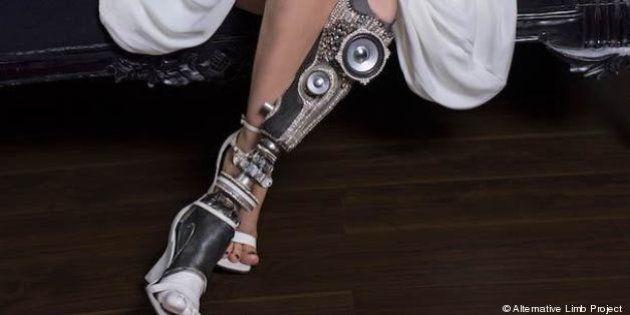 Les prothèses design de Sophie de Oliveira