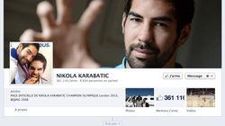Nikola Karabatic sur Facebook: